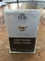 silly wizard - golden ,golden .cassette ( sealed )