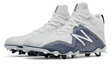 d6c34f035 New Balance Male Men s Freezelx Lacrosse Cleat Adult Shoes White With Blue