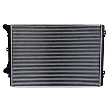 Radiator For 08-17 VW Jetta CC Audi TT Quattro V6 Free Shipping 13212