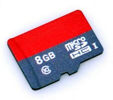 8GB Micro SDHC Class 10 Speicherkarte MicroSD Memorycard PC Kamera Smartphone