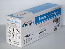 1PK Compatible Toner for HP CB541A fits LaserJet CP 1215 1515N 1518NI CM1312MFP
