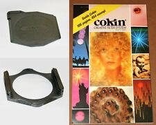 Portafiltri Cokin serie A + proteggi obiettivo + guida - per fotocamere reflex