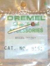 "NEW! DREMEL 3/16"" X 1/8"" ABRASIVE GRINDING WHEEL POINT #8151 for ROTARY TOOL"