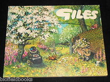 GILES ANNUAL 30: 30th Series Political & Satirical Cartoons, Published 1976-1st