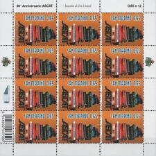 2007 San Marino - ASCAT - minifoglio