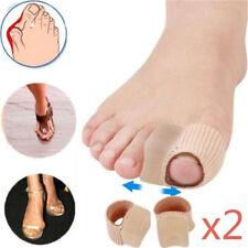 Silicone Bandage Toe Separator Outil de soins des pied Correcteur thumb Valgus