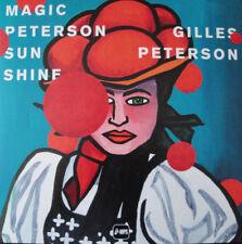 """GILLES PETERSON """" MAGIC PETERSON SUNSHINE """" SEALED UK LP JAZZ DANCE"""