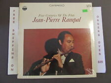 SEALED JEAN-PIERRE RAMPAL FOUR CENTURIES OF THE FLUTE LP EVEREST 3299