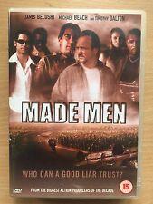 James Belushi TIMOTHY DALTON FATTO Men ~1999 poliziesco thriller UK DVD