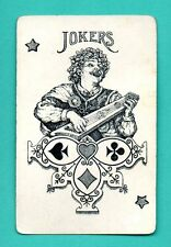 LATVIA LETTLAND PLAYING CARDS RED CROSS WITH JOKER - BY BERTS RARE 755