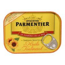 1301 - Sardines à l huile de tournesol Parmentier 135g