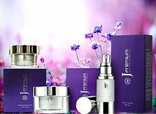 1 x JP DAY CREAM +1 x JP NIGHT CREAM +1 x JP Active Serum 3 Set for ANTI-AGEING!