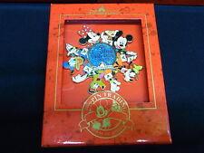 Walt Disney Pin HK Disneyland HKDL 2009 Jumbo Trading Fun Day Pins Box Set