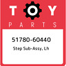 51780-60440 Toyota Step sub-assy, lh 5178060440, New Genuine OEM Part
