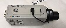 Ge Security Gec-Evr1 CamPlus 2 Cctv 540Tvl 2.9-8.2mmVf Surveillance Color Camera