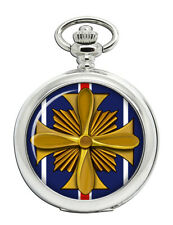 Distinguished Flying Cross (United States) Pocket Watch