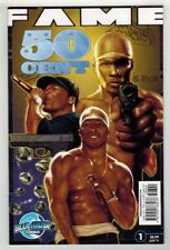 FAME: 50 CENT - JOE PHILLIPS COVER - BLUEWATER COMICS/2011