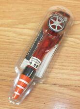 Vintage Genuine Radio Shack Red Collectible Remote Control Car Pen **READ**