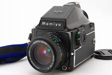 EXC+++++ Mamiya M645 1000S Sekor C 80mm N Lens, Prism Finder Etc from Japan #s16