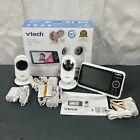 VTech VM350-2 White Night Vision Wi-Fi 5 inch Digital Screen Video Baby Monitor