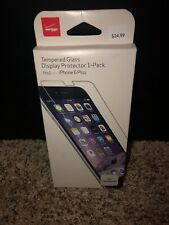Verizon Tempered Glass Display Protector 1-Pack for Iphone 6 plus/6S plus/7 plus
