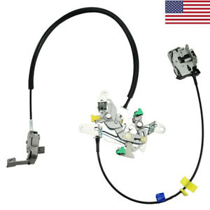 OEM  for Ford 1999 -2007  Rear Door Latch & Cable Extended Cab LEFT DRIVER