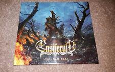 ENSIFERUM - ONE MAN ARMY 1st Limited Edition Digibook w/Bonus Disc NEW & SEALED