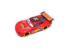 Disney Pixar Movie Cars 3 Carnival Cup Lightening Mcqueen 1:43 Toy Car