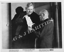 CHARLES LAUGHTON in 'MAN ON THE EIFFEL TOWER ' -Original Glossy 8x10 Movie Photo