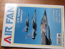$$w Revue Air Fan N°230 3/33 Lorraine  EC 1/3 Navarre  Lockheed XP-49