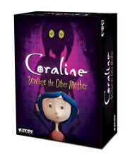MW  CORALINE - BEWARE THE OTHER MOTHER CARD GAME -ENGLISH-   © 2020 WIZKIDS