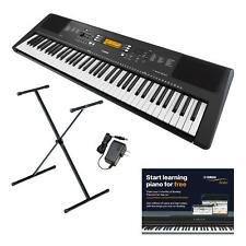 Yamaha Psr-Ew300 76 Key Keyboard Bundle