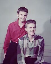 Everly Brothers 5x7 Music Memorabilia Free Us Shipping