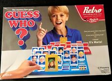Guess Who? Game Retro Series 1988 Edition *SEE DETAILS*