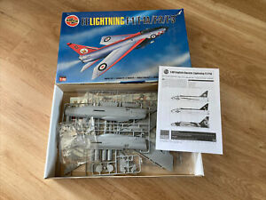 AirFix English Electric Lightning F-1 / F-1A / F2 / F3 1:48 complete unstarted