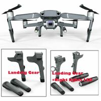 For PGYTECH MAVIC 2Pro/ZOOM Drone Flight Lights LED+Landing Gear Height Extender