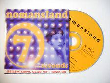 NOMANSLAND : SEVEN SECONDS ( RADIO VIDEO SINGLE ) ♦ CD SINGLE PORT GRATUIT ♦