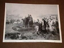 Partenza di Garibaldi da Quarto il 6 maggio 1860 - Dipinto di Gerolamo Induno