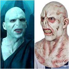 Voldemort Mask Harry Potter Halloween Costume Cosplay Fancy Dress