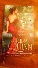 The Sum of All Kisses by Julia Quinn (2013, Paperback)