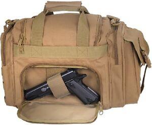 Coyote Police Military Tactical EMT Emergency Medical Concealed Carry Bag 2653