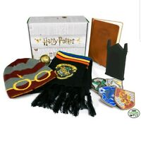 Harry Potter Culture Fly Box NEW SEALED CULTURE FLY MIRROR BEANIE SQUISHY SCARF