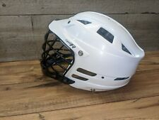 CPX-R Cascade Lacrosse Helmet WHITE