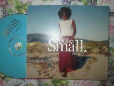 Heather Small – Proud Arista HS002, BMG – 74321-752772-3 UK 6 track CD Sample