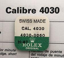 NOS GENUINE ROLEX DAYTONA Calibro 4030 - 8060 ruota conduttrice Sigillato in Fabbrica