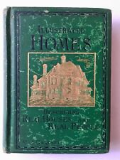 1875 Illustrated Homes: A Series of Papers Describing Real Houses & Real People