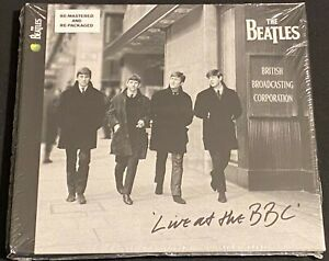 The Beatles - Live at the BBC (2013, Apple) New Sealed Remastered 2 CD