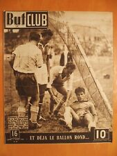 But & Club N° 80 du 11/8/1947- Le Red Star a battu le Racing 2-0