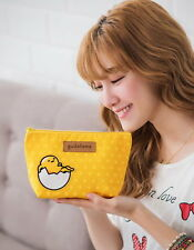 Sanrio Gudetama Polyester Cosmetic Makeup Beauty Bag Pencil Case GU1508C40230