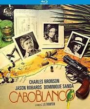 CABO BLANCO - Blu-ray Disc - KINO LORBER - Charles Bronson - NEW